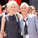 Ellen DeGeneres Finally Gets Her Star!