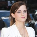 Emma Watson Promotes <em>The Perks Of Being A Wallflower</em>