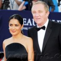 Salma Hayek And Francois-Henri Pinault Attend The 2012 Deauville American Film Festival