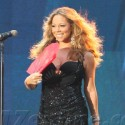 Mariah Carey Performs At The 2012 NFL Kick-Off Concert In NYC