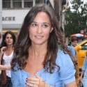 Pippa Middleton Returns To Her NYC Hotel