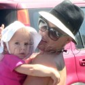 Pink Takes Baby Willow To The Carnival In Malibu