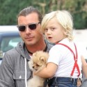 Gavin Rossdale Gets Together With His Boys