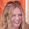 Heather Graham Has Lunch In Hollywood