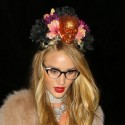 Rosie Huntington-Whiteley And Alessandra Ambrosio Rock Sexy Halloween Outfits