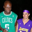 Seal Goes To A Halloween Party With A New Woman