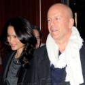Bruce Willis And Emma Heming Spend Time In Paris