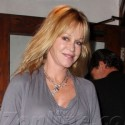 Melanie Griffith And Antonio Banderas Dine At Madeo