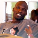 Chad Ochocinco Grabs Lunch With A Mystery Gal In Hollywood