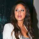 Vanessa Lachey Enjoys A Night Out Without Camden