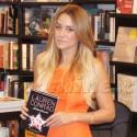 Lauren Conrad At Her Book Signing
