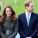William And Kate Hit The Soccer Field