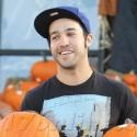 Pete Wentz And Meagan Camper Get Pumpkins