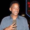 Will Smith Heads Out Solo In Hollywood