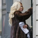 Shauna Sand Returns Home After A TV Appearance In France