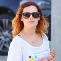 Rumer Willis Goes Shopping At Maxfield