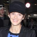 Marion Cotillard At LAX Airport