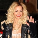 Rita Ora Heads Home From Paris