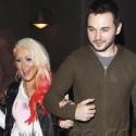 Christina Aguilera And Matt Rutler Enjoy Dinner Date