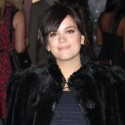 Pregnant Lily Allen Attends The British Fashion Awards