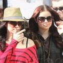 Ariel Winter Goes Grocery Shopping With Her Sister