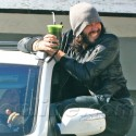 Russell Brand Goes Wild After Yoga