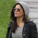 Sandra Bullock Wears Rain Boots While Running Errands