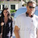 Courteney Cox And Brian Van Holt Step Out Together To Grab Lunch