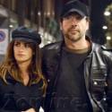 Penelope Cruz And Javier Bardem Stroll Through Italy