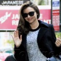 Miranda Kerr Heads To A Business Meeting In NYC