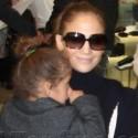 Jennifer Lopez And Casper Smart Hang Out In Turkey