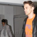 Halle Berry And Olivier Martinez Visit Their Lawyer's Office