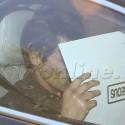 Olivier Martinez Returns Home From The Hospital