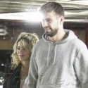 Shakira And Her Boyfriend Step Out In Barcelona