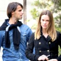 Hilary Swank Steps Out With Her Hot French Boyfriend