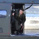 Tom Cruise Looks Sharp As A Military Officer