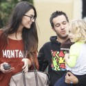 Pete Wentz And Meagan Camper Take Bronx Out In L.A