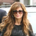 Paula Abdul And Her Boyfriend Out In Beverly Hills