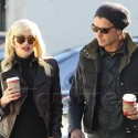 Gwen Stefani And Gavin Rossdale Get Some Coffee