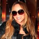 Mariah Carey Stays Warm While Shopping In Aspen