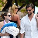Olivia Palermo And Her Boyfriend Spend Time In St. Barts