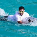 P. Diddy Vacations In St. Barth With His Family