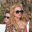 Rachel Zoe And Her Husband Hang Out In St. Barts
