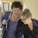 Renee Zellweger And Beau Doyle Bramhall Cruise Through LAX