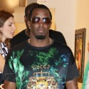 Celebs Party At Art Basel In Miami