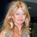 Goldie Hawn Displays Unusual Looking Lips