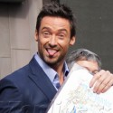 Hugh Jackman Attends His Hollywood Walk Of Fame Ceremony