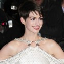Anne Hathaway Rocks Sexy Givenchy Gown