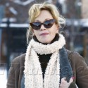 Melanie Griffith Spends Some Time In Aspen, Colorado