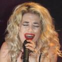 Rita Ora At The Highline Ballroom